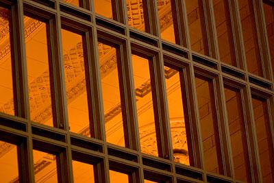 Windows in Grand Central