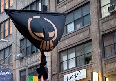 Guerilla Flag